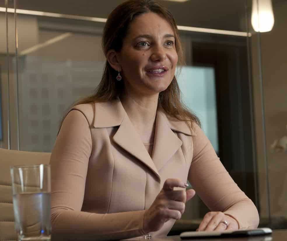 Silvia Geraldine